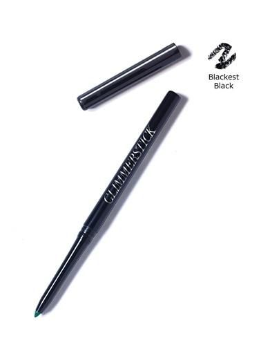 Avon Glimmersticks Açılıp Kapanabilen Göz Kalemi Blackest Black Renkli